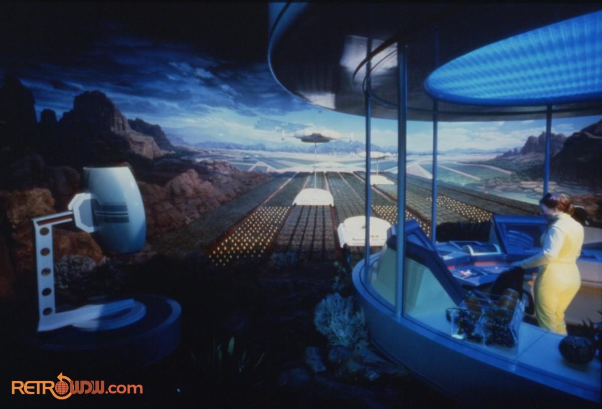 Mesa Verde Desert Farm and Harvesters - Control Station