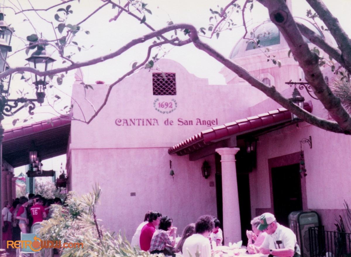Cantina de San Angel - 1983