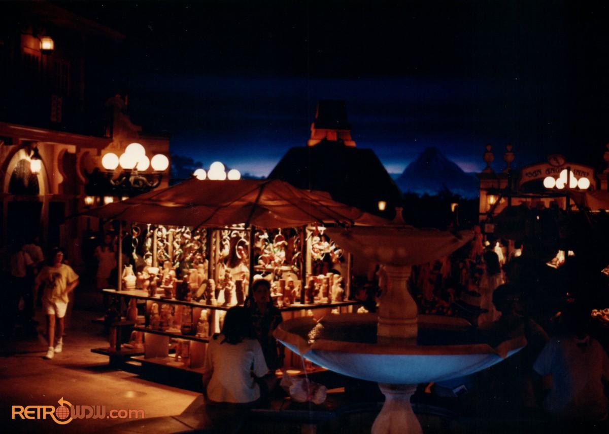 Mexico Pavilion 1989