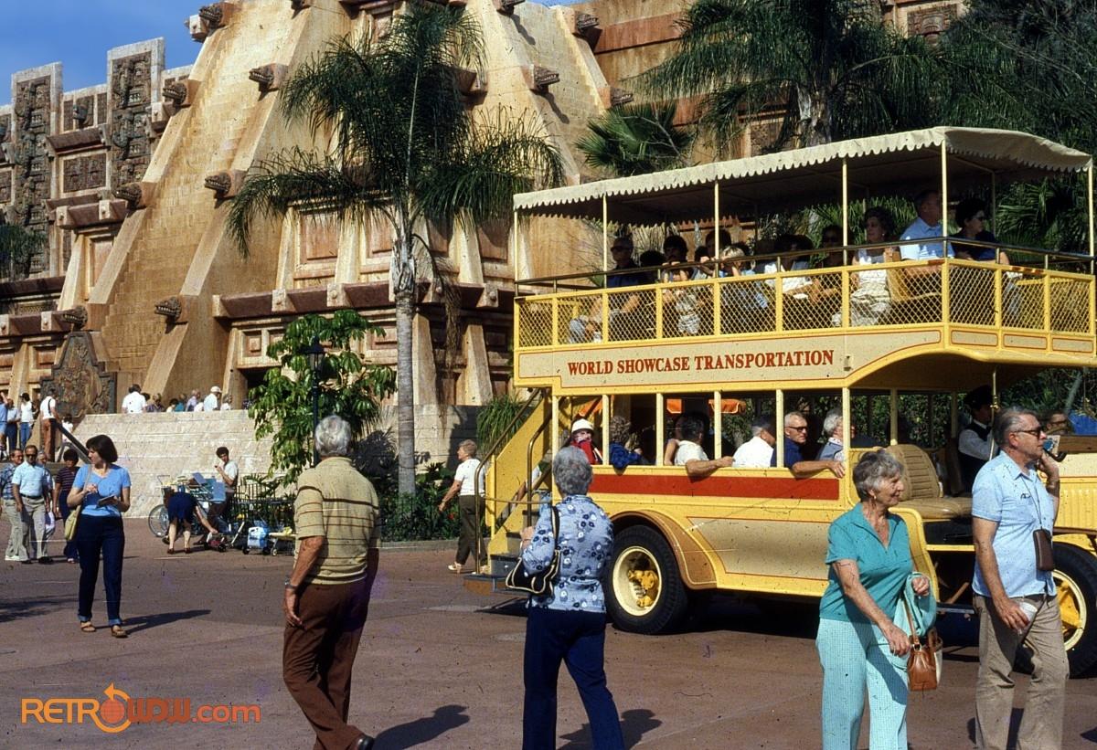 Mexico Pavilion - 1982