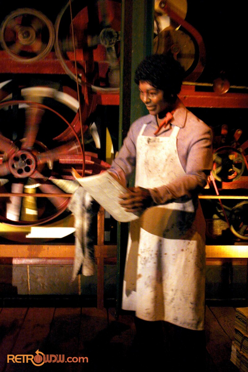 Printing Press - Spaceship Earth