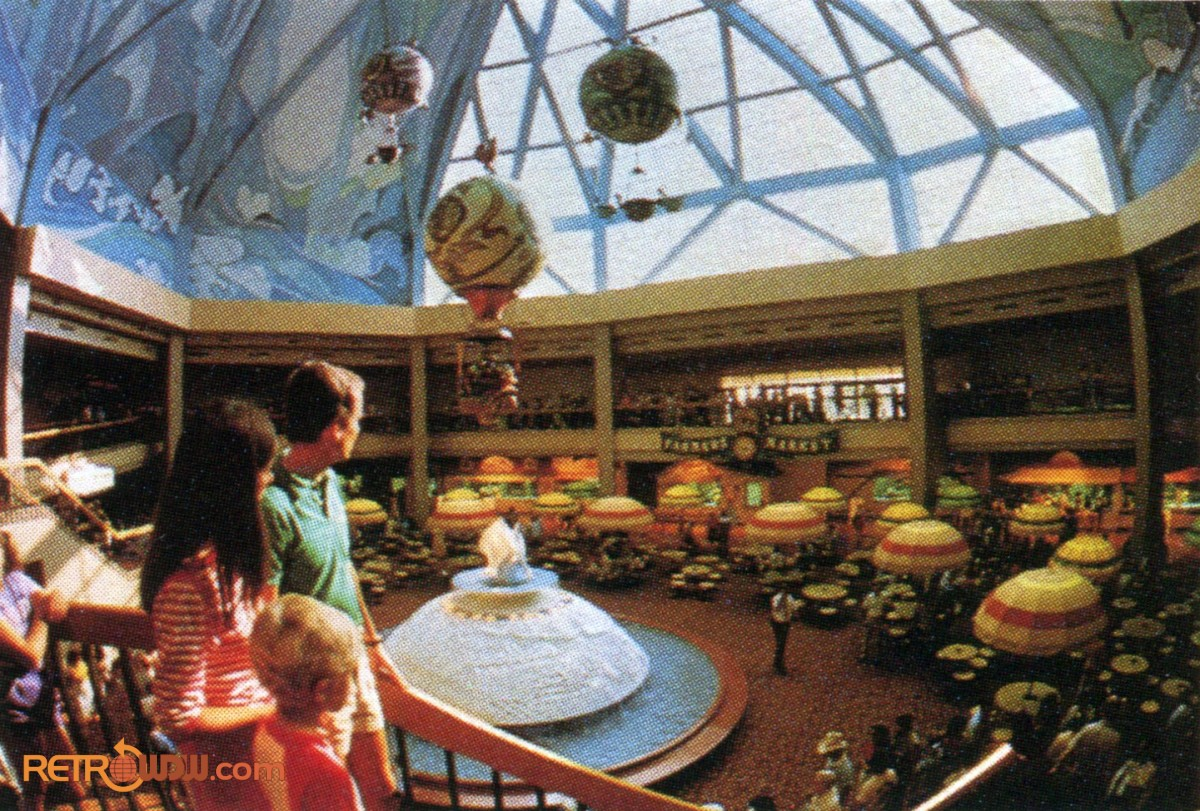 The Land at EPCOT Center, 1983
