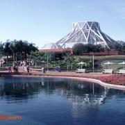 The Land Pavilion Exterior