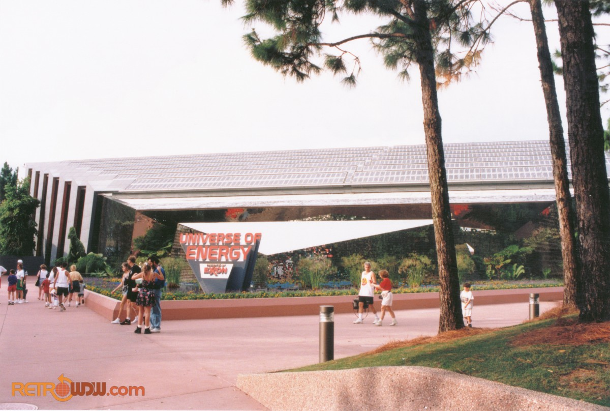 Original Universe of Energy Entrance