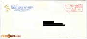 Magic Kingdom Club Envelope