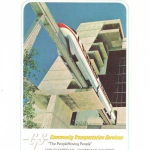 Community Transportation Services Advertisement