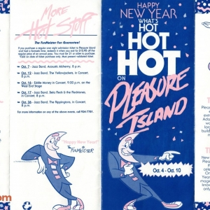 Pleasure Island Brochure