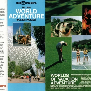 1986 World Adventure Brochure