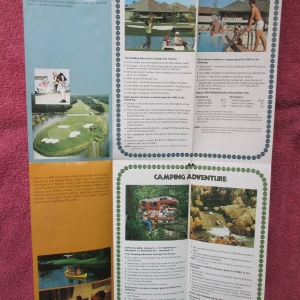 Family Vacation Plans Brochure - Inside