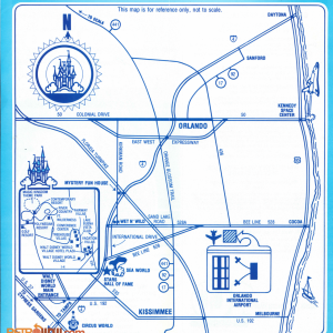 Tencennial Brochure - Inset Map