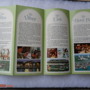 Lake Buena Vista Brochure Inside