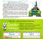 Easter Hours 1972