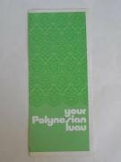 Polynesian Luau Cover