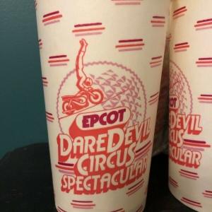 Daredevil Circus Cup 1986
