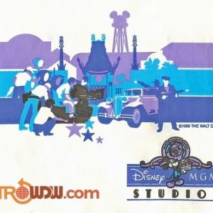 Disney-MGM Studios Shopping Bag