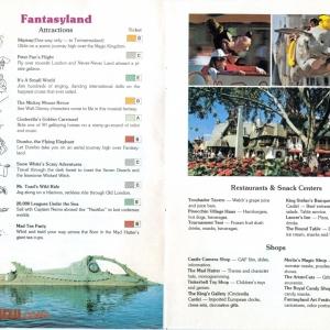 1977 WDW Guide - Fantasyland