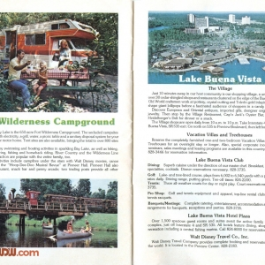 1977 WDW Guide - Ft Wilderness/LBV