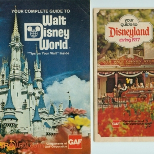 1977 Guide Book Covers
