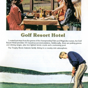 1977 Stay and Play - Golf Resort