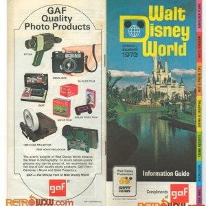 1973 GAF Guide Cover
