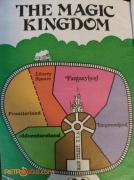 1973 GAF Guide Magic Kingdom Overview