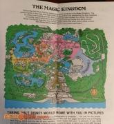 1973 GAF Guide Map