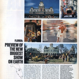 Look Magazine - WDW Preview 1971 - Page 2