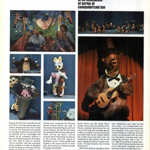 Look Magazine - WDW Preview 1971 - Page 4