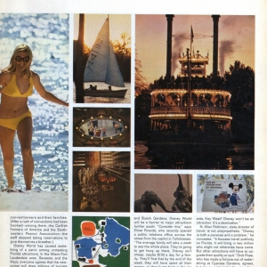 Look Magazine - WDW Preview 1971 - Page 9