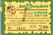 Pioneer Hall Review Child Ticket