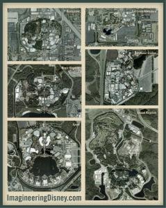 WDW Park Comparison