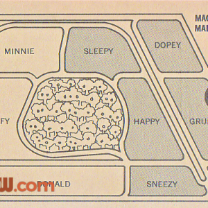 April 1981 Parking Pass (back)