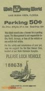 March 1975 Parking Pass