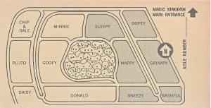 April 1981 Parking Pass (back)