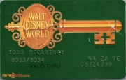 1989 Polynesian Gold Key