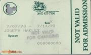 1993 Vacation Club ID