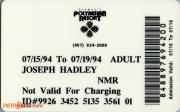 1994 Polynesian Resort ID