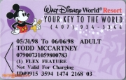 1998 Key to the World