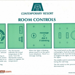 Room Controls 01