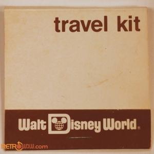 Walt Disney World Matchbook Travel Kit 1