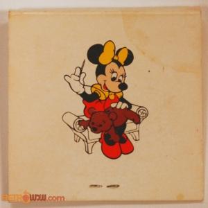 Walt Disney World Matchbook Travel Kit 2
