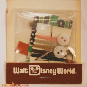 Walt Disney World Matchbook Travel Kit 4
