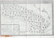 1980 WDW Treehouse Villa Map