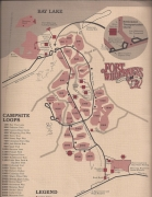 Fort Wilderness Guest Folder Contents (Map)