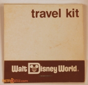 Walt Disney World Matchbook Travel Kit 1