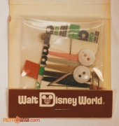 Walt Disney World Matchbook Travel Kit 4