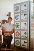 EPCOT Directional and Icon Signs
