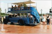 World Showcase Busses