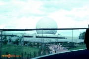 Spaceship Earth from World of Motion