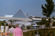 Journey Into Imagination & Monorail